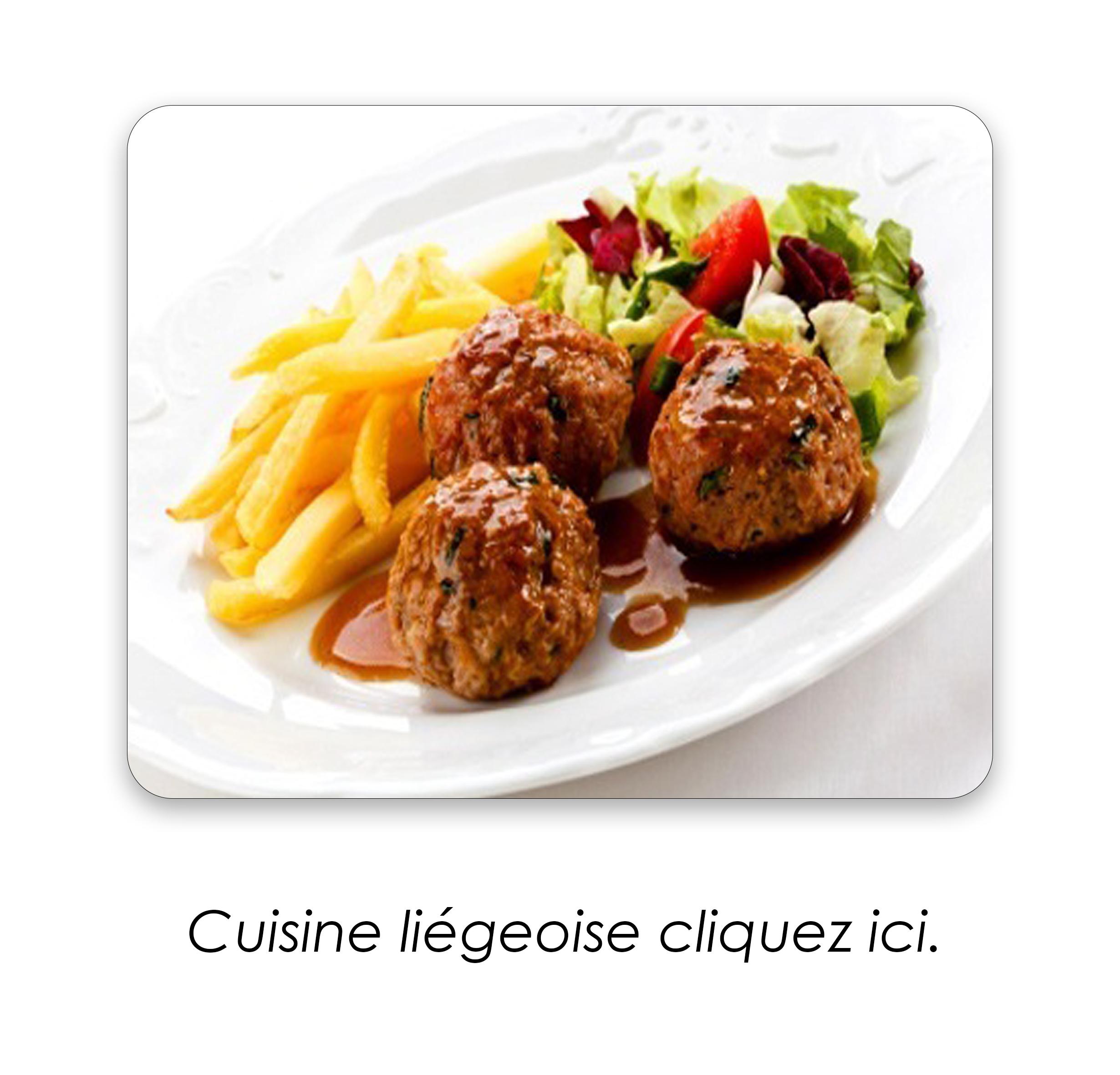 cuisine liegeoise